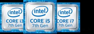 7thGen Intel® Core™ Processor