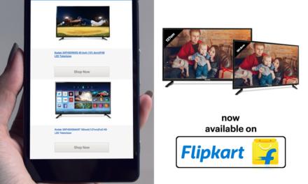 Get Affordable LED TV's From Kodak Only On Flipkart
