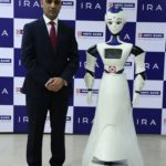 Meet IRA The Robot from HDFC Bank which will help you perform tasks at the bank