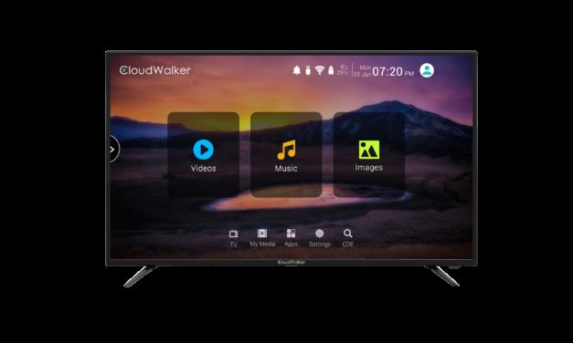 Meet All New Range Of Smart TV's From CloudWalker