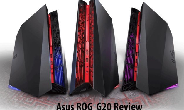 Asus ROG G20CB Review: A True Gaming Beast In Compact Design