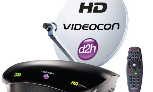 Videocon d2h signs up Hungama Play For video content on its HD Smart Connect Set Top Box