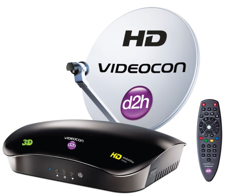 Videocon d2h signs up Hungama Play For video content on ...