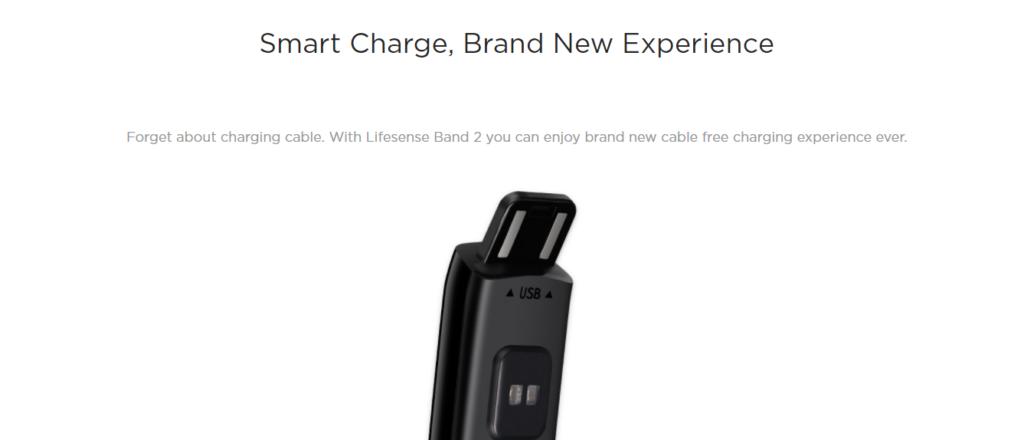 Lifesense Smartband 2