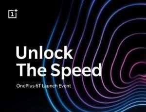 Oneplus 6T Launch Event Invite