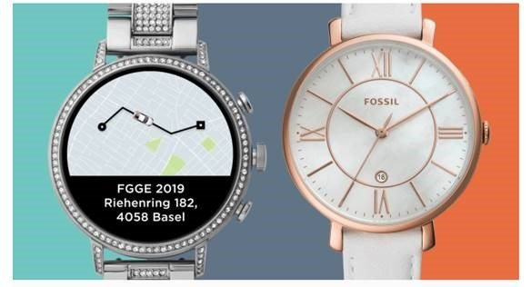 Fossil Group & Google