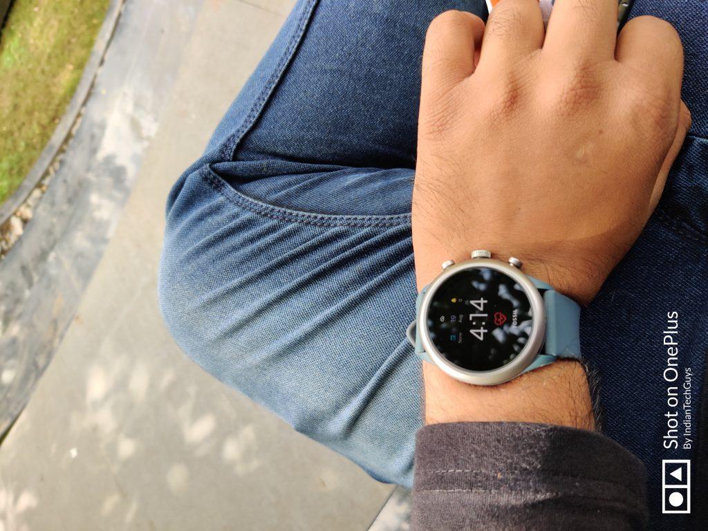 Fossil Sports Smartwatch